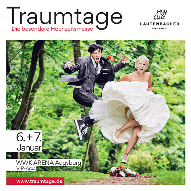 Flyer - Traumtage Lautenbacher 2018